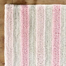 Stripe Out Pink Rug