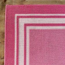 Borderline Pink Rug