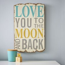 Endless Love Wall Art
