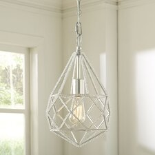 Diamond Cut Mini Chandelier