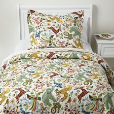 Wild Patterns Quilted Bedding Set