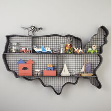 America Wall Cubby