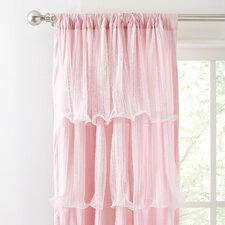 Tiered Ruffles Curtains