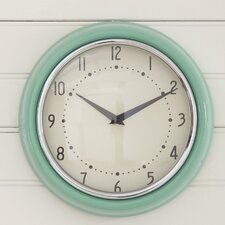 Old-School Wall Clock