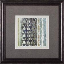 Tribal Moderne II Aimee Wilson Framed Painting Print