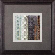 Tribal Moderne III Aimee Wilson Framed Painting Print