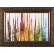 In Milan Edward Selkirk Framed Painting Print