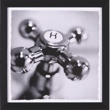 Hot Water by Kevin Muggleton Framed Photographic Print