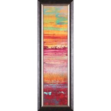 The Four Seasons: Spring by Erin Galvez Framed Painting Print