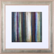 'Striations I' by Wani Pasion Framed Painting Print
