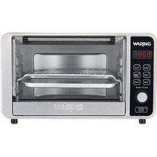 0.6 Cubic Foot Convection Toaster Oven