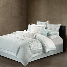 Canton Quilted Duvet Cover