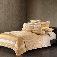 Gobi Palace Silk Cotton Duvet Cover