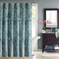 Belcourt Cotton Shower Curtain