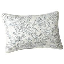 Chelsea Oblong Cotton Lumbar Pillow