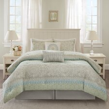 Adeline 6 Piece Comforter Set