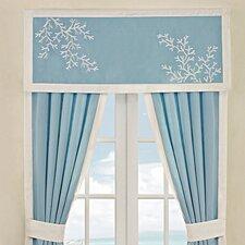 """Coastline 48"""" Curtain Valance"""