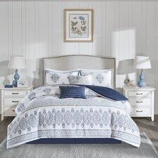 Sanibel 6 Piece Comforter Set