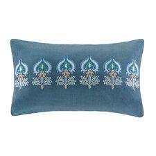 Belcourt Cotton Lumbar Pillow