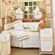 African Plains 4 Piece Crib Bedding Set