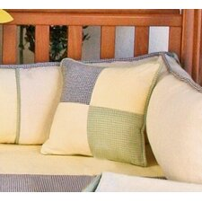 Bee My Baby Patch Decorator Throw Pillow