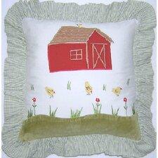 Appletree Farm Barn Decorator Throw Pillow