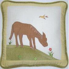 Appletree Farm Horse Decorator Throw Pillow