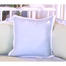 Sammy The Frog Cotton Decorator Pillow