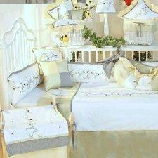 3 Piece Crib Bedding Set