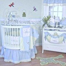 Sammy 4 Piece Crib Bedding Set