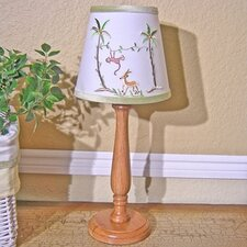 """8"""" African Plains Empire Lamp Shade"""