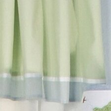 "One Little Froggie 53"" Curtain Valance"
