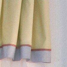 Fire Engine Cotton Curtain Valance