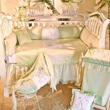 Little One 4 Piece Crib Bedding Set
