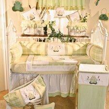 Ribbit 4 Piece Crib Bedding Set