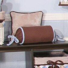 Minky Dot Bolster Pillow
