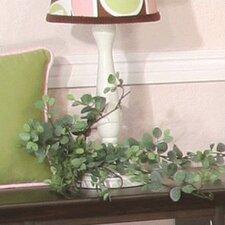 "Modern Baby Girl 15"" H Table Lamp"