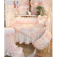 Princess Pink Cotton Empire Lamp Shade