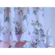 Flower Medley Cotton Curtain Valance