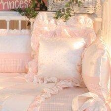 Princess Pink Decorator Cotton Throw Pillow