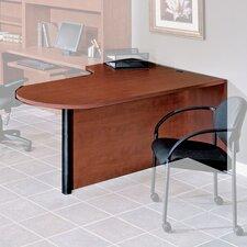 Napa Left Corner Desk Shell
