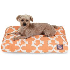 Trellis Rectangular Pet Bed