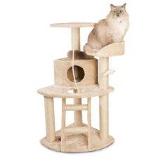 "48"" Casita Fur Cat Tree"