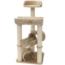 "44"" Casita Fur Cat Perch"