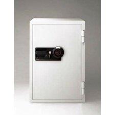 1-Hour Fireproof Key Lock Security Safe