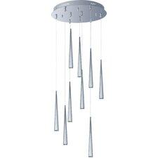 Taper 9-Light Pendant
