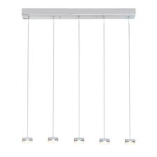 Mint 5-Light LED Pendant