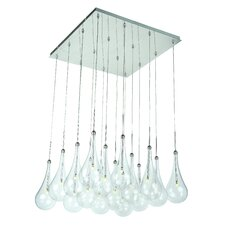 Larmes 16-Light LED Pendant