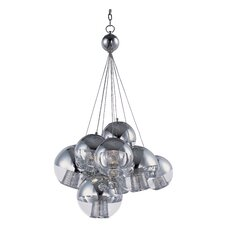 Reflex 9-Light LED Pendant