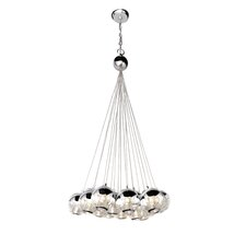 Reflex 12-Light LED Pendant